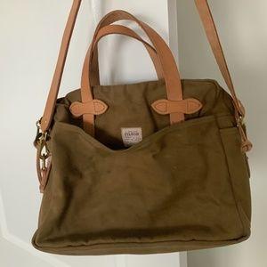 FILSON Twill Shoulder Bag